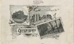 Album of Greensboro, 1892