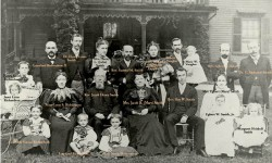 Jacob Henry Smith Family, September 3, 1896